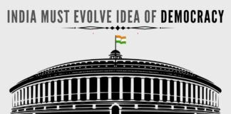 India has to explore a more advanced version of democracy, that can be captioned as Indocracy, to suit its own contexts, challenges & priorities.
