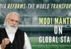 Modi at UNGA talked about strength, accomplishments, positives about India unlike his counterpart of Pakistan blabbering about India for almost a quarter of his 24-minute speech at UNGA
