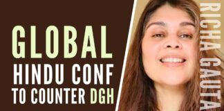 On Sep 11 and 12, a Global Hindu Conference is organized and will talk about the various challenges facing Hinduism/ Sanatana Dharma. Richa Gautam, one of the key persons in this initiative talks about what one can expect from it.