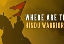 Hindu was proud & valiant warrior till 1857, but with the rise of British empire the downfall began