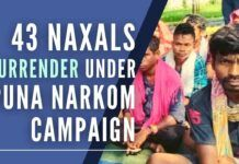 Surrendered Naxals will be provided with facilities as per Surrender and Rehabilitation Policy of the Chhattisgarh government