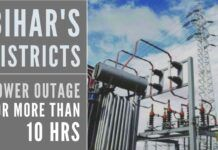 As electricity generation is hit due to coal shortage in country, its effect has started showing in Bihar with many districts face more than 10 hours of power outage