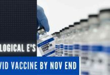 Corbevax is manufactured by Biological E jointly with Baylor College of Medicine, Houston, and Dynavax, California