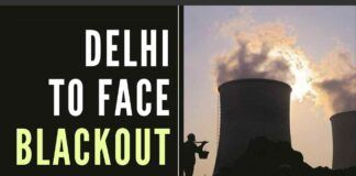 Delhi on verge of power shortage because of coal crisis with just one day of stock left