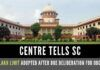 Centre's response came on writ petitions challenging 27% reservation for OBCs, 10 percent reservation for EWS in quota seats for postgraduate medical courses