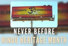 Seeking pride in and valuing and celebrating our heritage is what Hindu Heritage Month stands for