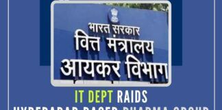 IT Dept seizes unexplained cash amounting to Rs.142.87 cr; unaccounted income unearthed is estimated to be in range of about Rs.550 crore till now