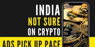 Indian crypto players are bombarding people with ads across platforms doubling down on their marketing spend when crypto is yet to be accepted as legal tender