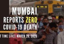 Mumbai, which has been the worst-hit city during both the waves of pandemic, heaves a sigh of relief over nil fatalities on Oct 17