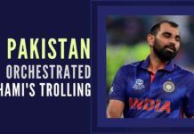 A closer look into handles that left vicious comments against Shami at very start exposes true face of trolling