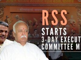 RSS Executive Committee meeting is being attended by least 350 pranth pramukhs of various regions
