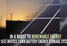 The Centre has given a go-ahead for the installation of a 1,000 MWh Battery Energy Storage System as a pilot project