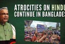 With the Bangladesh government confirming that external forces were the reason for the atrocities against Hindus, a proactive plan needs to be put in place to tackle such events in the future. Sree Iyer on the steps Bangladesh must take and how India can help.