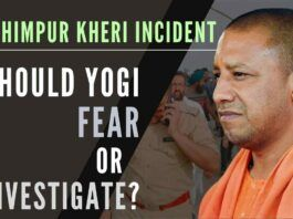 May fearless leadership of Yogi continue to preserve and protect law & order, lets hope that Kheri community regains normalcy having sacrificed 8 innocent lives