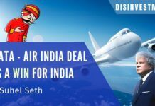 A Ghar Wapsi of sorts for the airline, that was founded by TATA in 1932 and nationalized by Nehru. While a lot is being talked about the valuation, Suhel Seth dwells on the TATA brand and how it has the potential to tie in with everything else that TATA does. A must-watch!