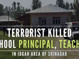 Terrorists targeting Kashmiri Pandits and non-locals to spread fear