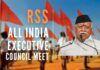 All India Executive Council of RSS known as Akhil Bharatiya Karyakari Mandal (ABKM) meet will be held from October 28 – 30 in Karnataka's Dharwad district