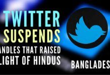 The question arises that even if there was some mistake with these Twitter handles, then why were they suspended?