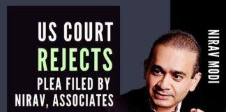 Will Nirav Modi cool his heels next in a US prison?