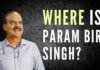 Controversial cop Param Bir Singh is known for his trapezium playing by shifting loyalties between political parties ranging from Congress to BJP to NCP to Shiv Sena