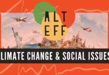 ALT-EFF primarily uses films to make audience understand climate crisis from an embodied understanding